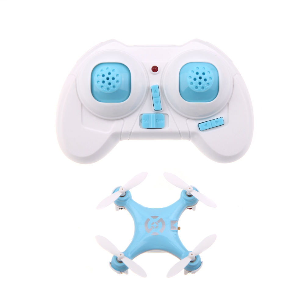 New RC Mini Quadcopter cheerson CX-10 CX10 2.4G 4CH 6 Axis RC Helicopter with LED Light 4 Colors(China (Mainland))