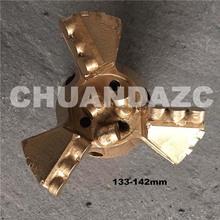 133mm PDC drag bit(China (Mainland))