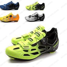 2015 New Brand Men Cycling Shoes for Mountain Bike Racing Bicycle Road Bike Shoes Breathable Athletic Shoe Big Size(China (Mainland))