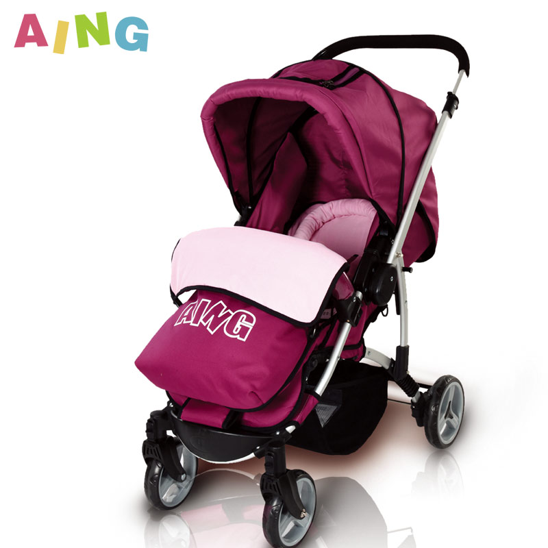 Aing aluminum allo new baby City Mini 2014 Stroller footmuff blankets whole<br><br>Aliexpress