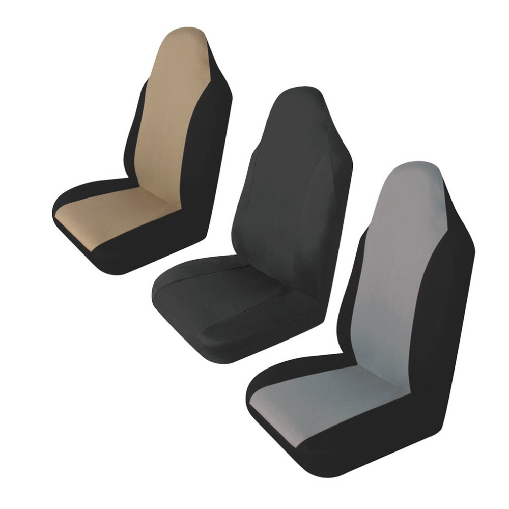 1pc Universal Car Seat Cover Durable Auto Front Rear Seat Cushion Protector Supply Support Fit for all cars SUV New hot selling<br><br>Aliexpress