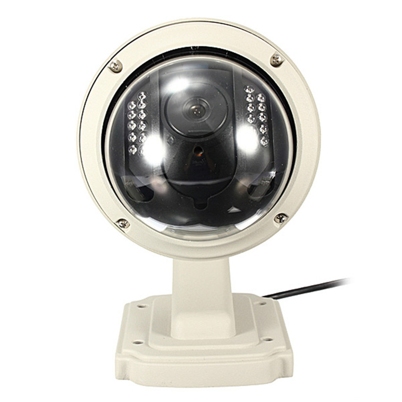 IP Wireless Wifi Camera Network Security IR Cut Dome CCTV P/T New Arrival Outdoor Waterproof(China (Mainland))