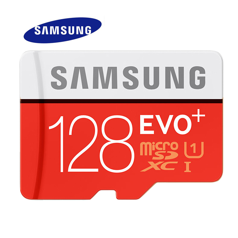 SAMSUNG Micro SD 256GB 128GB 64GB 32GB 16GB EVO Plus MicroSD Cards Memory Card EVO+ SDHC SDXC Max 80M/s C10 TF Trans Flash(China (Mainland))
