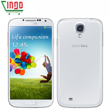 Original Samsung Galaxy S4 i9500 Quad Core 5.0'' 1080P 2GB RAM 16GB ROM 13MP Camera WIFI 3G WCDMA Unlock Android Mobile Phone(China (Mainland))