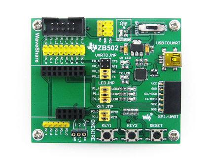 zigbee development board wireless module CC2530f256 Need to match zigbee core-board(China (Mainland))