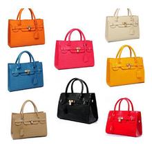 2015 New Hot Promotion Womens crocodile pattern women handbag Super Star vintage shoulder bag PU leather Women messener bag
