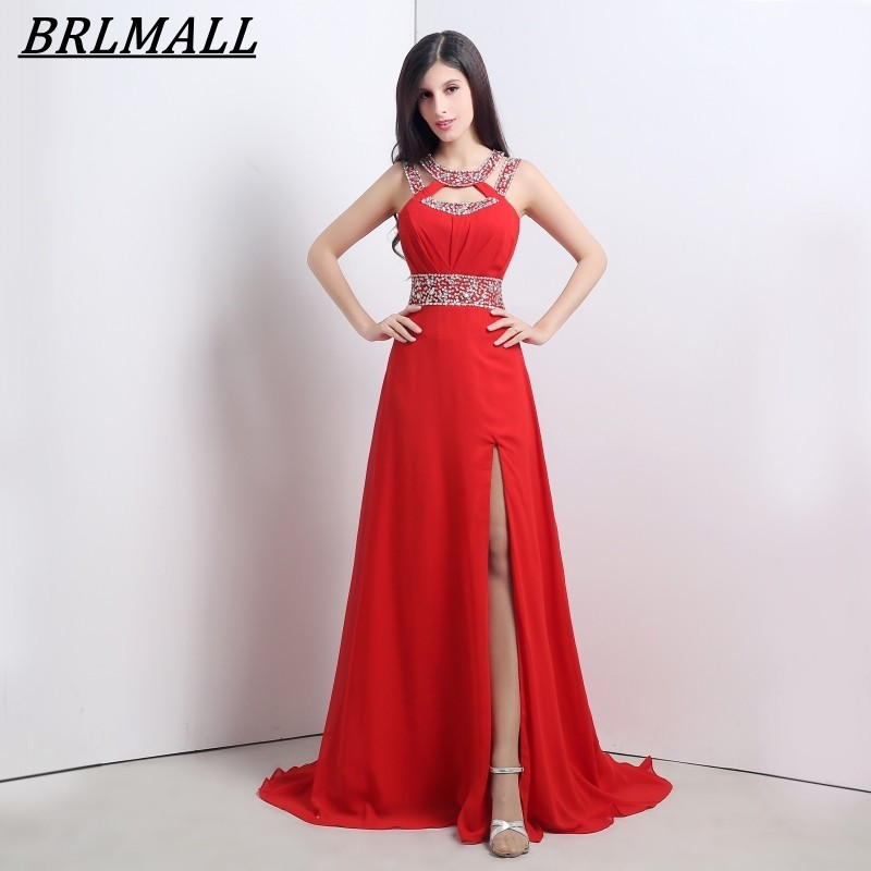 Online Get Cheap Silver and Red Prom Dress -Aliexpress.com ...