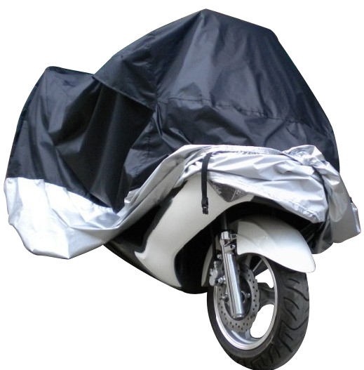 Motorcycle Bike Moped Scooter Cover Dustproof Waterproof Rain UV resistant Dust Prevention Covering Size L 220*95*110cm(China (Mainland))