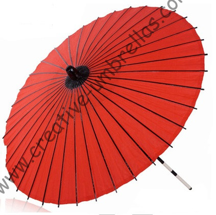 Wooden&bamboo dancing umbrella craft antique old classic advertising gift wedding oil paper red performance photograph parasol(China (Mainland))