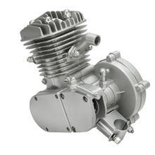 "80CC 2 Stroke Engine Single Cylinder 38MPH 2.2W 24"" For Motorized Bicycle Cruiser Mountain Bike Road Bike Moto Chopper Gas(China (Mainland))"