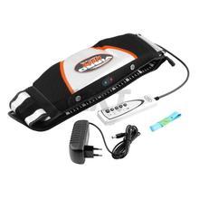 1set Loss Weight Slender Fat Burning Slim Massage Belt Slim Belt massager Vibro shape belt body care Worldwide Store