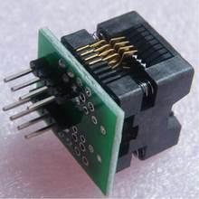 1pc 150mil SOIC8 SOP8 to DIP8 EZ Programmer Adapter Socket Converter Module