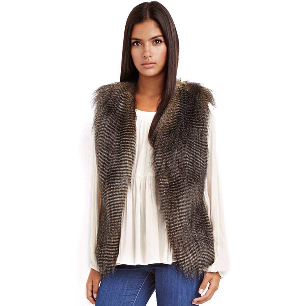 Fashion Jackets and Vests: Shop Denim Jackets, Lightweight Vests, Faux Fur Vests, and more!