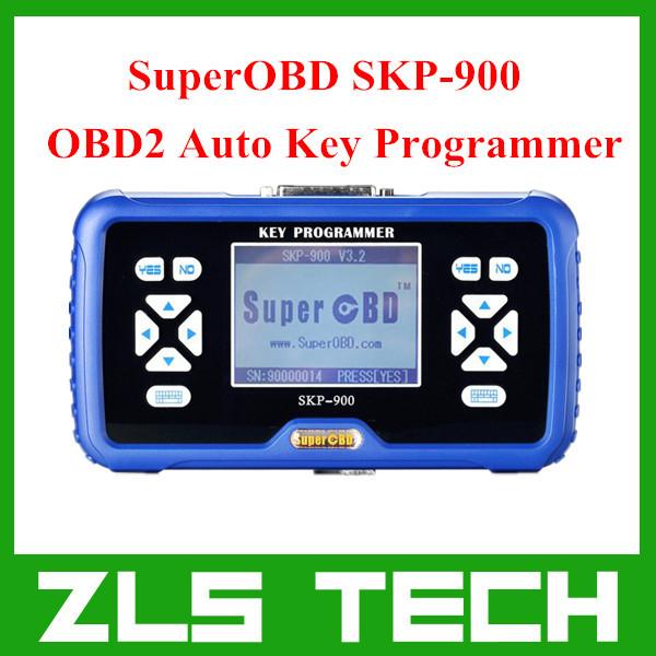SuperOBD SKP-900 SKP900 Hand-held OBD2 Auto Key Programmer SKP900 Key Programmer V3.5 SuperOBD SKP900 Lifetime Free Update(China (Mainland))