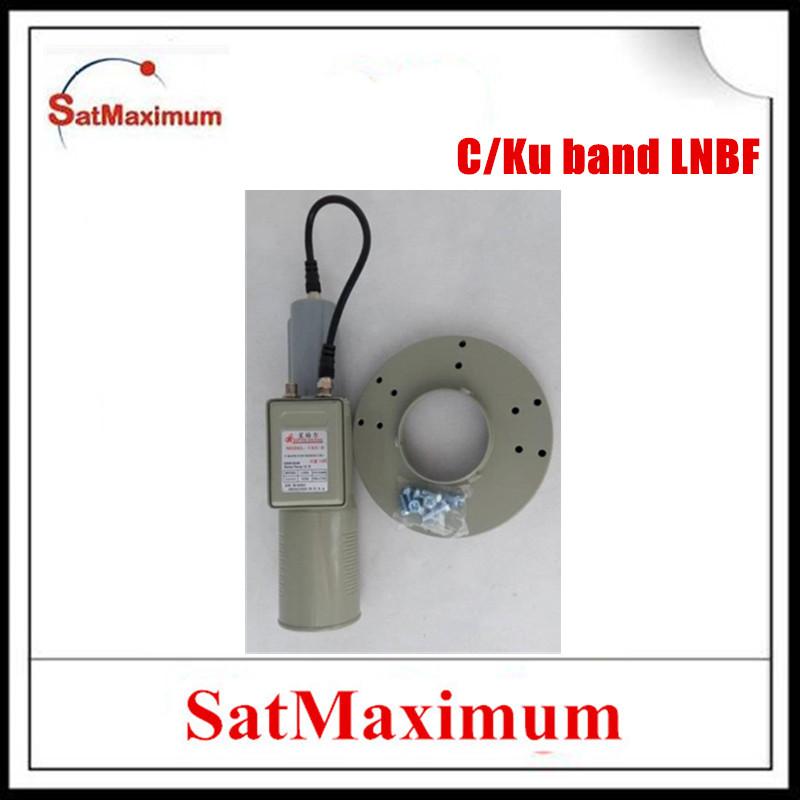 C+Ku Dual Band LNB for C-Band and Ku-Band Reception(China (Mainland))