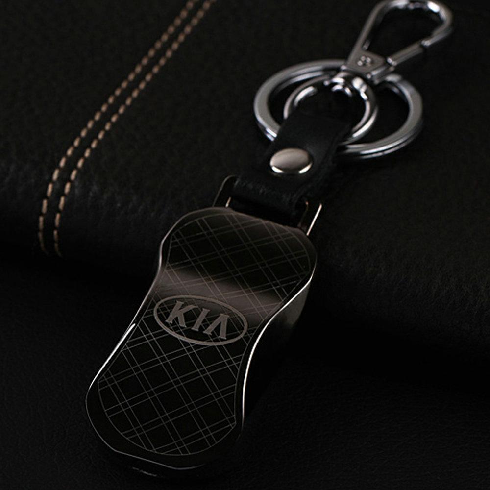Car Styling Titanium Steel Car Logo Keychain For Kia Car Emblems Keyrings For Kia Rio Sportage Soul Sorento Cerato Spectra SY14<br><br>Aliexpress