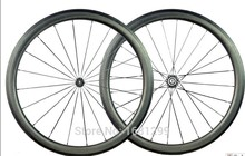 Buy 2015 Newest 700c 50mm moonscape clincher rims Road bike aero full carbon fibre bicycle wheelsets 25mm width Free for $372.47 in AliExpress store