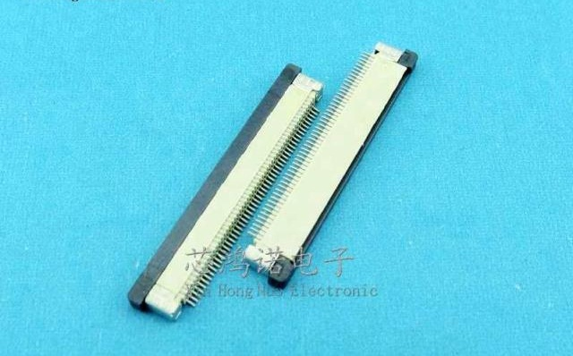 Flat Flex Cable Connector : Free shipping new ffc fpc flexible flat cable connector