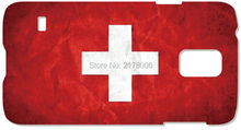 Switzerland Flag Hard Cell Phone Cover For Samsung Galaxy Core G350 S5830 S2 S3 S4 S5 Mini S6 S7 Edge Plus Note 2 3 4 5 Case