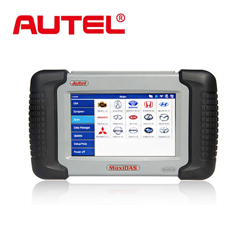 2015 Original Autel MaxiDAS DS708 AUTOMOTIVE DIAGNOSTIC & ANALYSIS SYSTEM Universal Auto Diagnostic tool ALL electronic systems(China (Mainland))