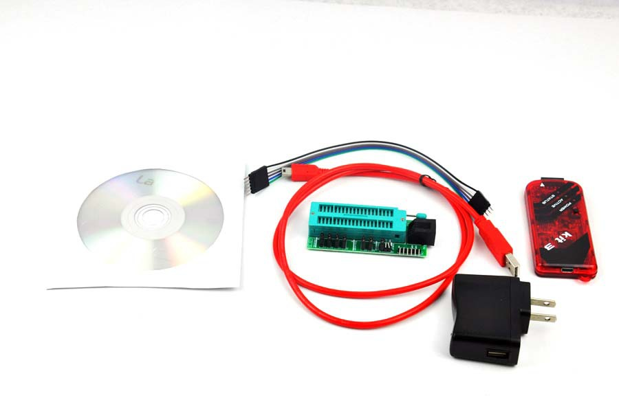 PICkit3 PIC KIT 3 Microchip Development Programmer/debugger USB cable, wires, CD(China (Mainland))