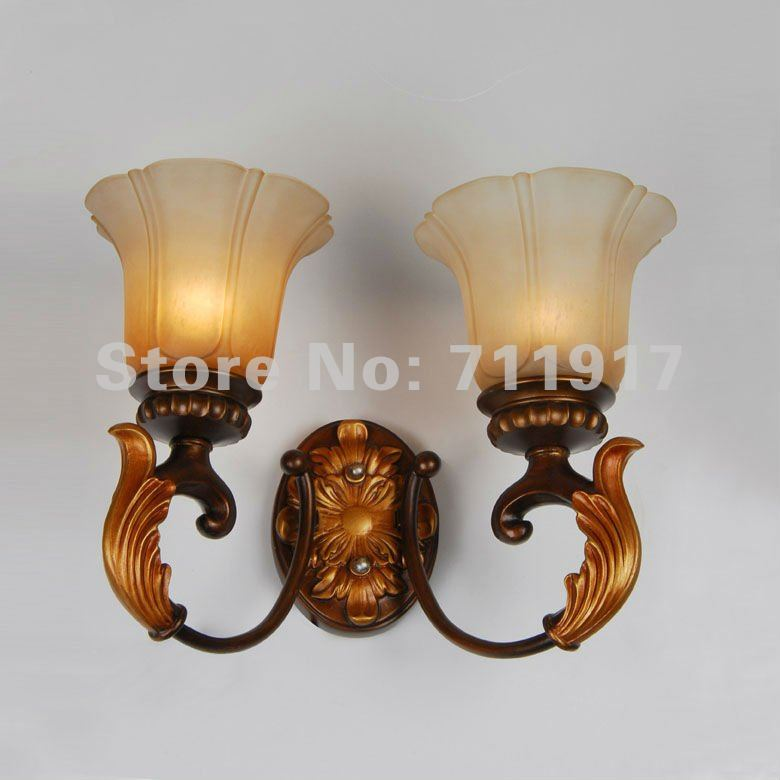 Decorative Wall Lamp Shades : E27-Indoor-lighting-fixture-home-or-hotel-decorative-bedroom-wall-lamp-lighting-finture-with ...