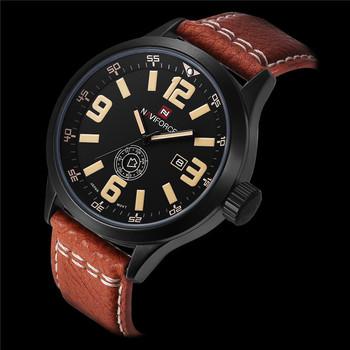 Men's Premium Sports Quartz Watch