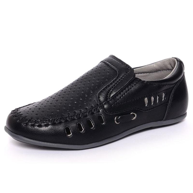 Кожаная обувь из Китая