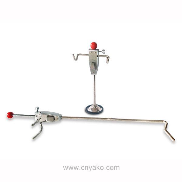 YAKO Steering Wheel Lock & Brake Pedal Depressor CCD / 3D Aligner  -  STORE store