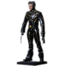 Marvel Anime figure Avengers Wolverine PVC Action figure X-MEN 30cm Kids toys Collection Model figures RETAIL BOX JK-0095