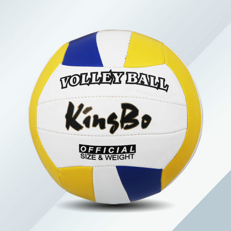 5 # Soft Volleyball Game Ball Special Adhesive Gas Volleyball Microfiber Seamless Fit High-Grade Volleyball(China (Mainland))