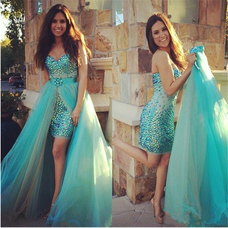 Online Get Cheap Green Sparkly Prom Dresses -Aliexpress.com ...