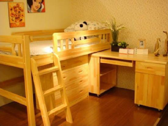 Pine Wood Furniture Garden Furniture Childrenu0027s Children Suite Bed Factory  Direct Combination Of Solid Wood Furniture