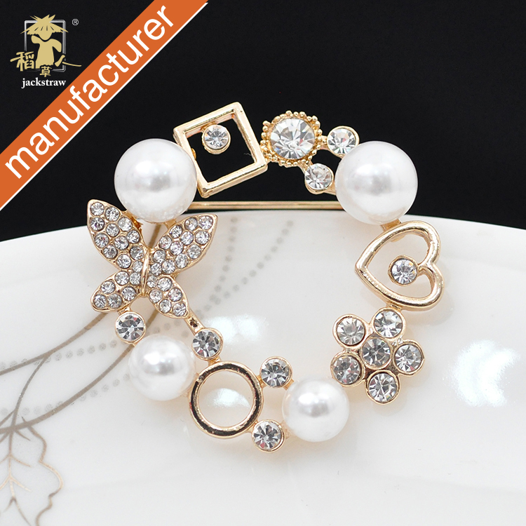 2015 Real Broches Pin The Hunger Games Simple Fashion Jewelry Zircon Brooch Wild Clothing Cute Little Butterfly Factory Outlets(China (Mainland))