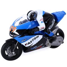 329 Big Discount JXD 806 1/16 Scale 2.4G Remote Radio Control Motorcycle with Inertia Wheel Device and Realistic Shock Absorber(China (Mainland))