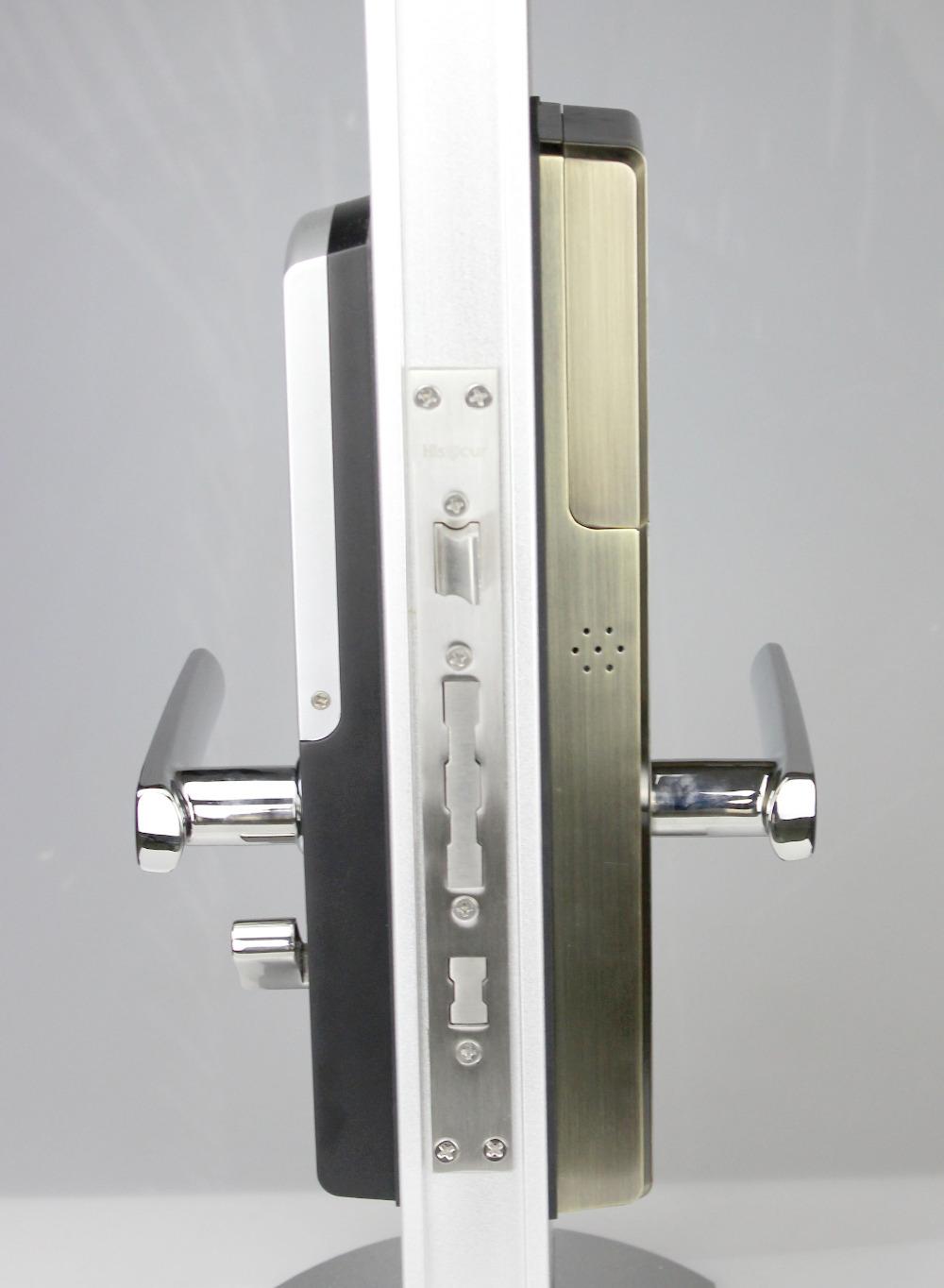 La puerta de huellas dactilares para el hogar villa for Puertas para el hogar