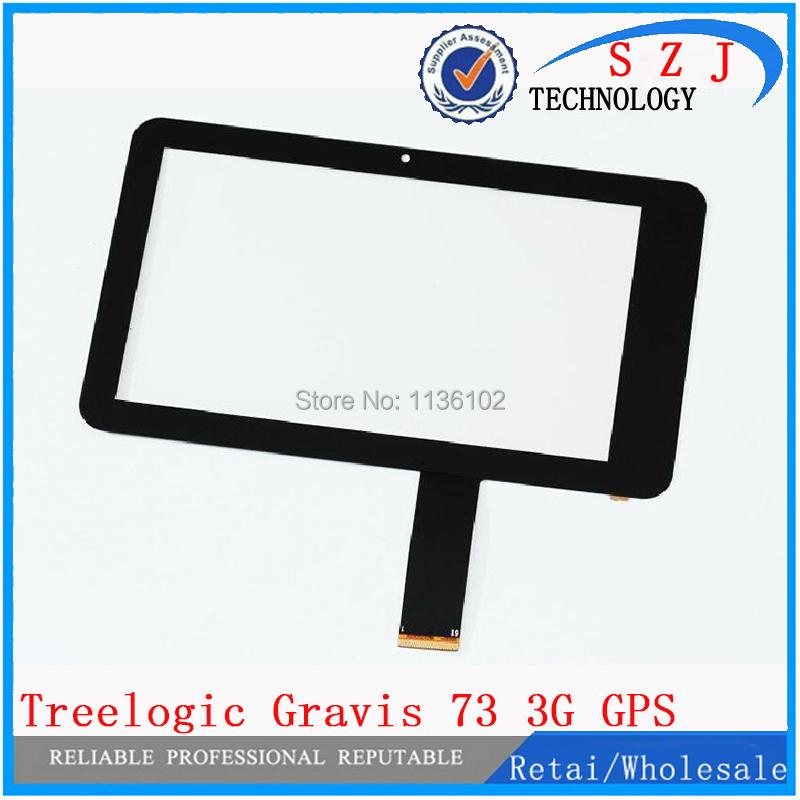 Original New 7 inch Treelogic Gravis 73 3G GPS/ Digma iDn7 Tablet PC touch screen digitizer glass panel - ShenZhen John Communication Co.,Ltd store