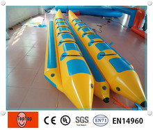 New Arrival 0.9mm PVC Tarpaulin Inflatable Banana Boat for Sale(China (Mainland))