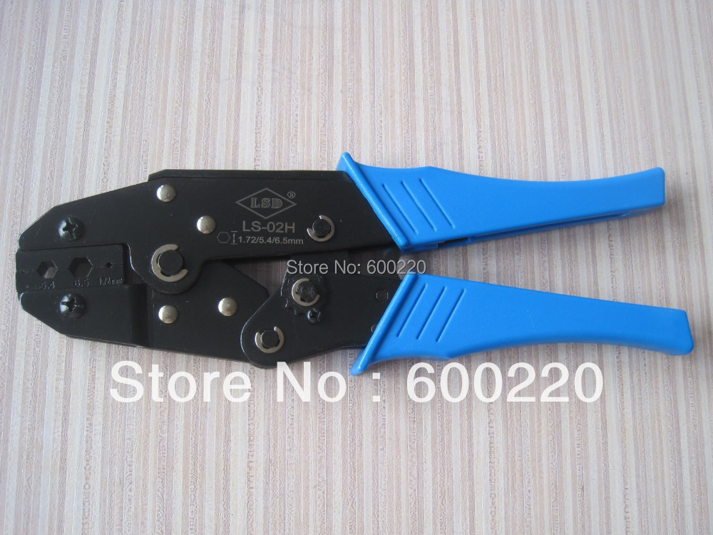 Crimping pliers for coaxial cable RG58,RG59 crimping tool LS-02H(China (Mainland))