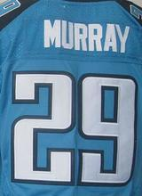 Good quality,Men's 8 Marcus Mariota 29 DeMarco Murray elite jerseys,Stitched jerseys,White,Navy blue,Baby blue,Size 40-56(China (Mainland))