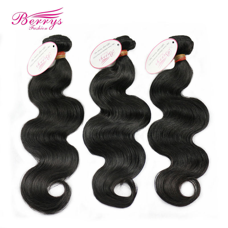 Philippines virgin hair body wave,3pcs/lot cheap price human hair Extension ,full cuticle super soft free shipping(China (Mainland))