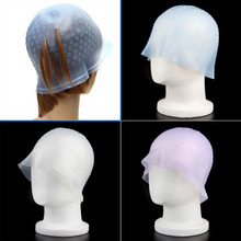 1 Pc Pro Reusable Hair Dye haarverf Colouring  Dye Cap Hook Frosting Tipping Hair Color Styling Tools Blue tinte para cabello(China (Mainland))