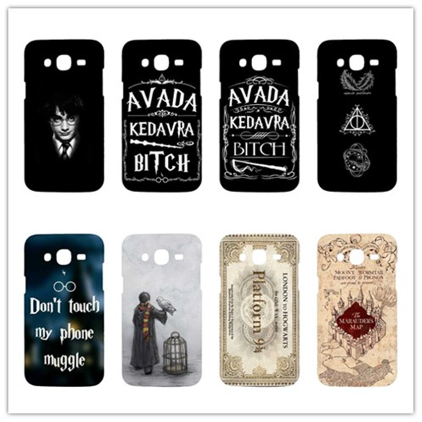 Harry Potter Wizards Cover Hard plastic Case for Samsung A3 A5 A7 J1 J5 J7 2015/2016 Case Cover(China (Mainland))