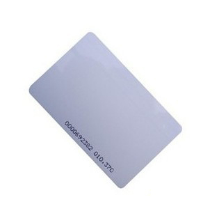 125Khz RFID Proximity Cards ID Card Time EM4100 TK4100 Attendace system Access control System(China (Mainland))