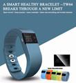 2016 TW64 Fitness Activity Tracker Bluetooth 4 0 Smartband Sport Bracelet Smart Band Wristband Pedometer For