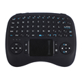 Portable Gaming Keyboard 2 4G Wireless Keyboard Mouse Touchpad QWERTY Keyboard for PC Laptop Android TV