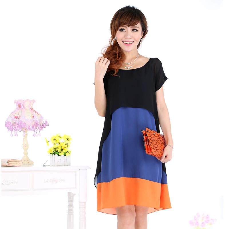 Женское платье 2015 l XL xXL xxXL 4XL 5XL 6XL l 4xl h52