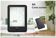 New original ONYX BOOX C67ML Carta Ebook+ case , Touch Eink Screen E Book Reader 8G 1024*758 WIFI Frontlight Android(China (Mainland))