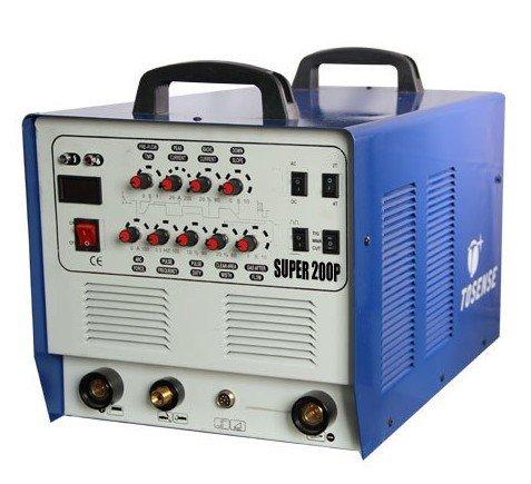 Установка для дуговой сварки TOSENSE AC/DC TIG/MMA/CUT 3/1 SUPER200P установка для дуговой сварки tosense ac dc tig mma cut 3 1 super200p