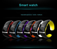 LED WristWatches Touch Screen Display Bluetooth 3.0 with Call Answer + SMS Reminding + Music Player(China (Mainland))